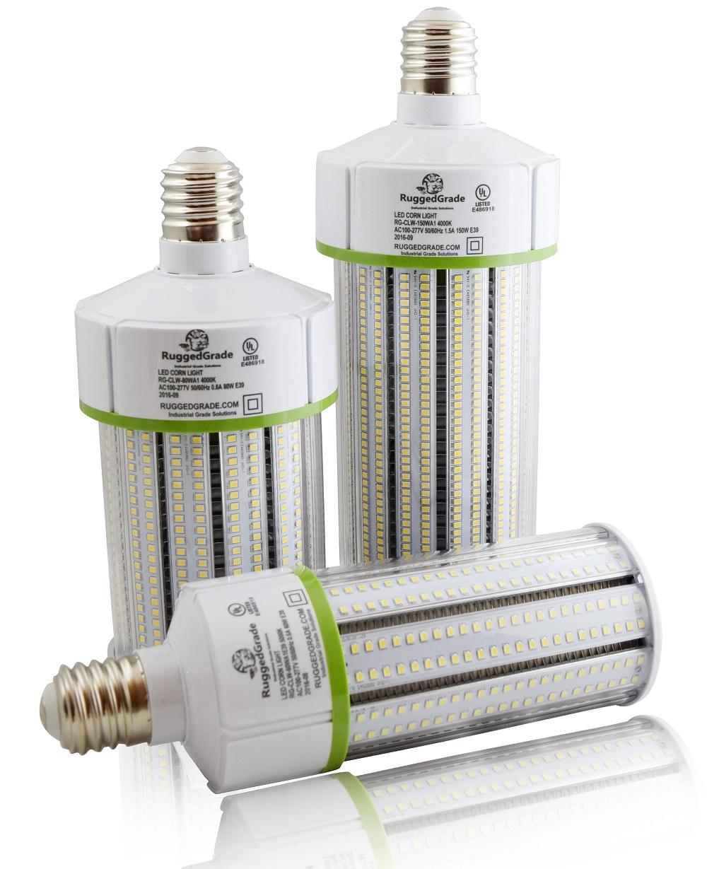 120 Watt E39 Led Bulb 13 800 Lumens 5000k