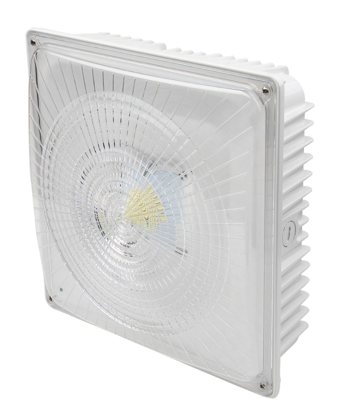 100 watt led ceiling light 12 000 lumens canopy light. Black Bedroom Furniture Sets. Home Design Ideas