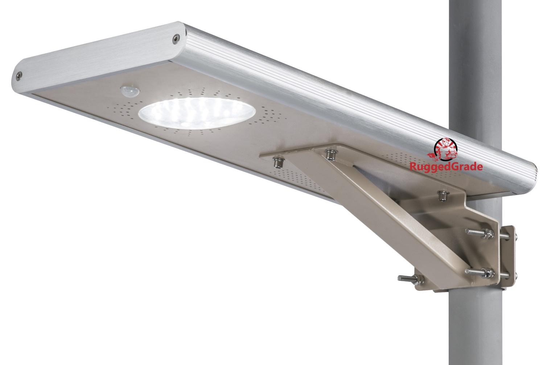 15 Watt Led Solar Street Light Up To 1 800 Lumens
