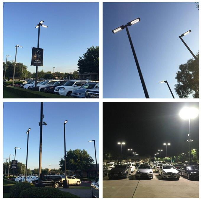 28,000 Lumen LED Street Light