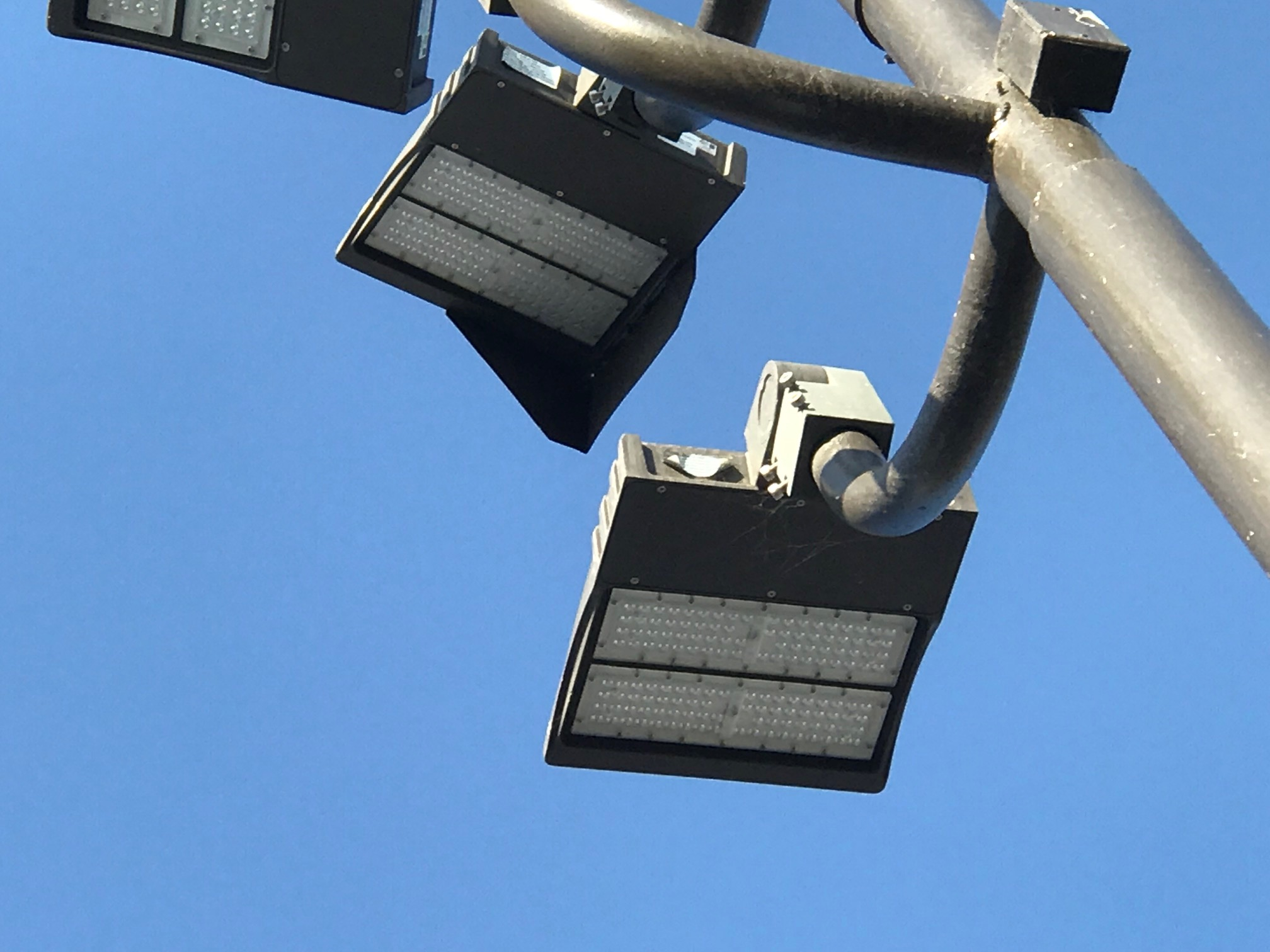 Light Shields Explained Outdoor Parking Lot Light Shielding