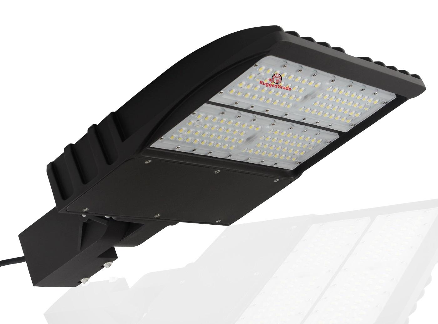 150 Watt Led Nextgen Parking Lot Lights 20 000 Lumen