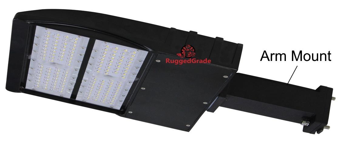 40 000 lumen 300 watt nextgen led shoebox lights dimmable with. Black Bedroom Furniture Sets. Home Design Ideas