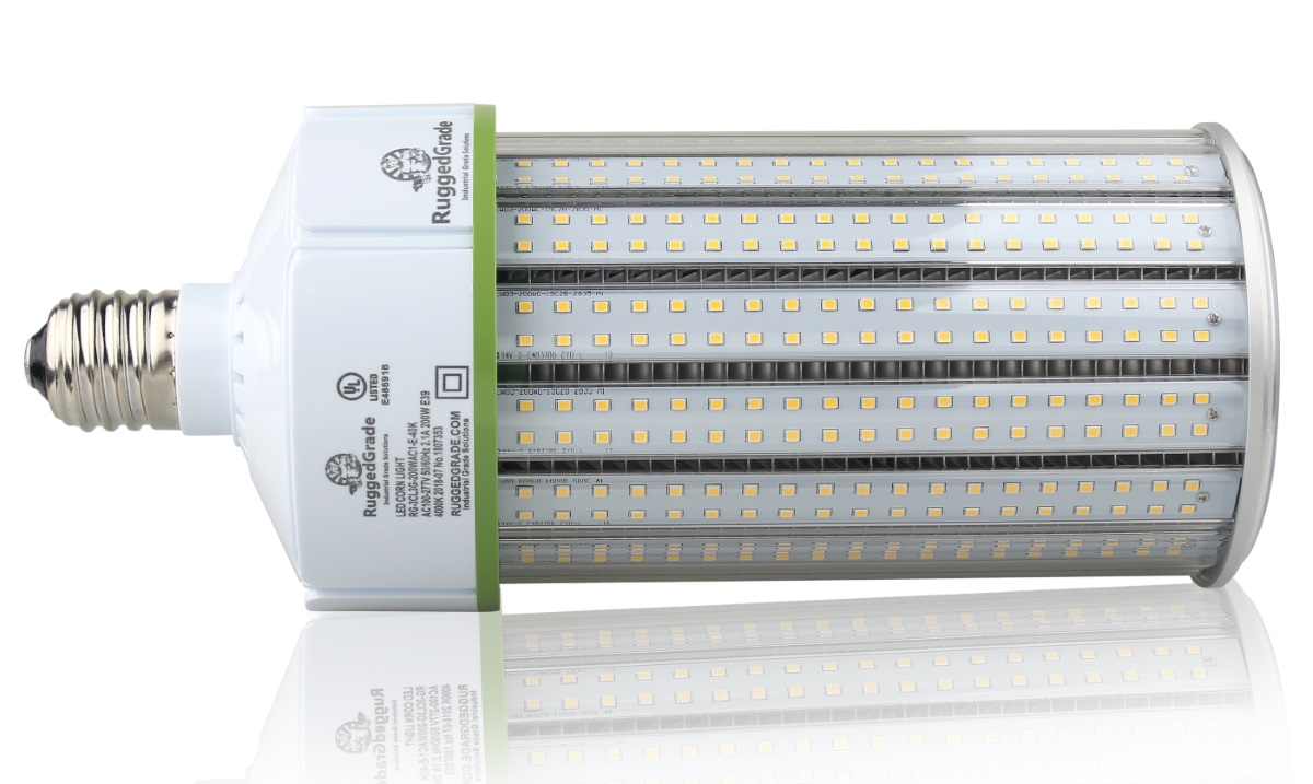200 Watt E39 Led Bulb 24 000 Lumens 4000k