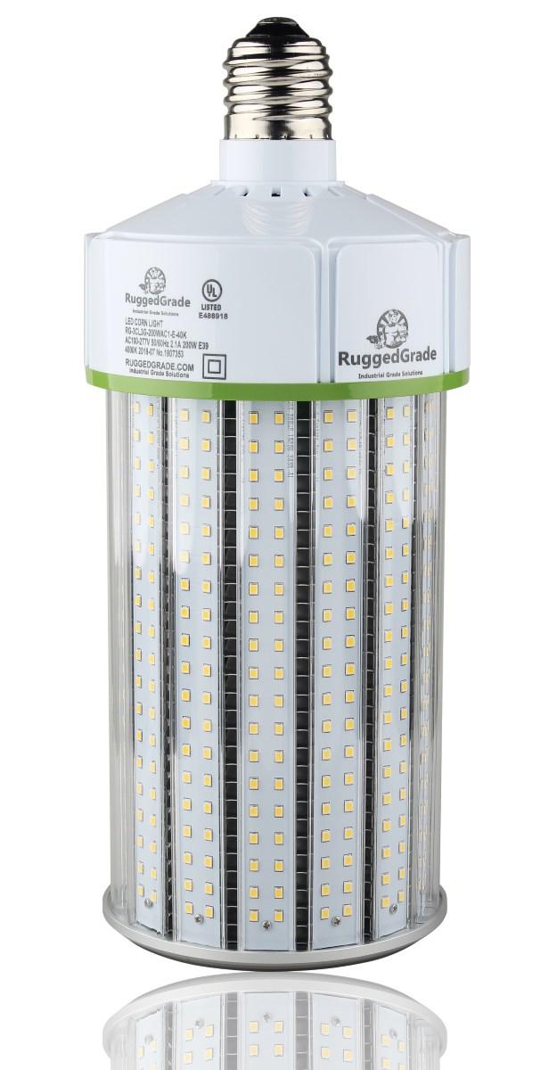 200 Watt E39 Led Bulb 24 000 Lumens 4000k