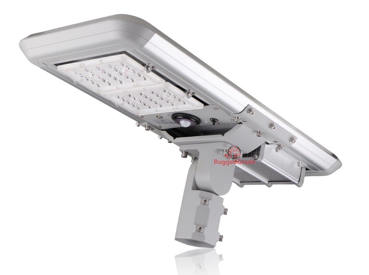 3 400 lumen donati ii series solar street light 170 lumen