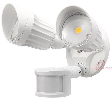home led flood lights 20 watt led motion sensor flood light. Black Bedroom Furniture Sets. Home Design Ideas
