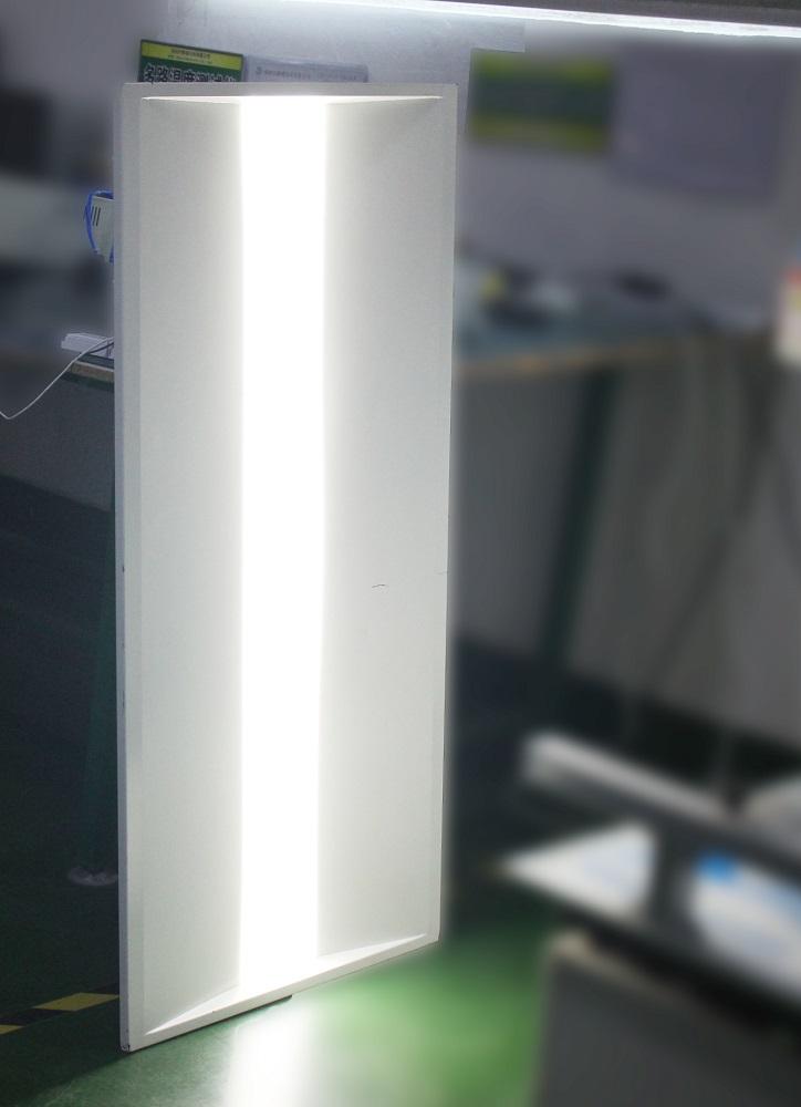 2x4 Feet Led Troffer Light 6000 Lumen 50 Watt Troffer