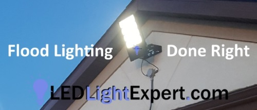 LED FLOOD LIGHT BUYER'S GUIDE