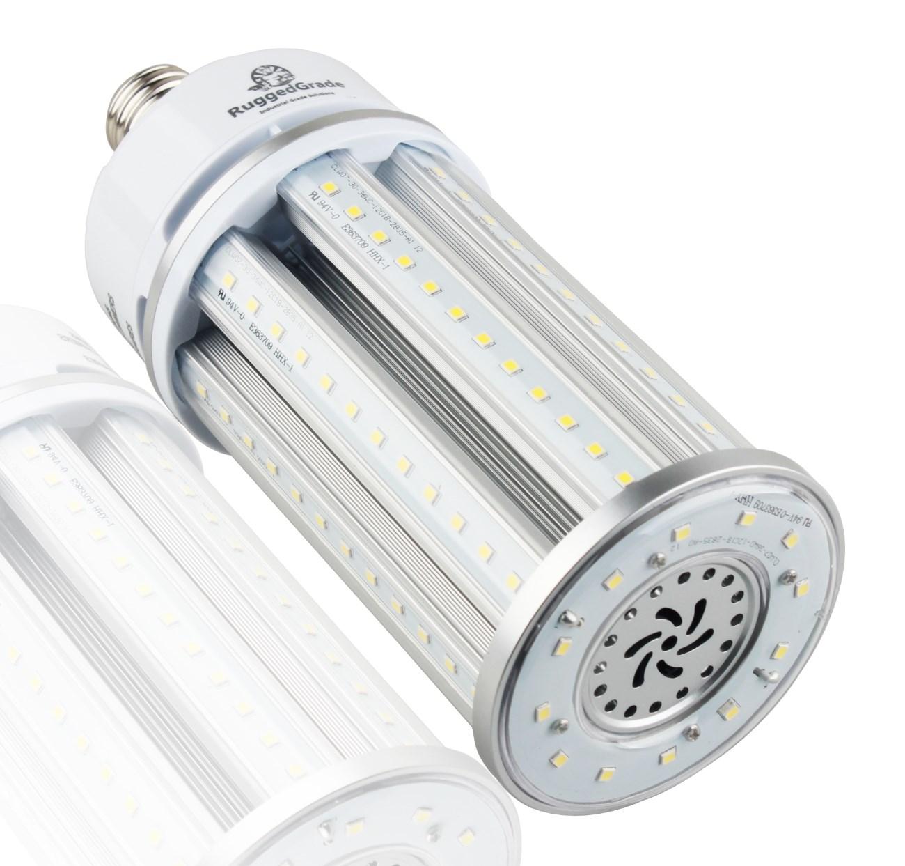 36 Watt Led Corn Light Bulb Standard E26 Base 4600
