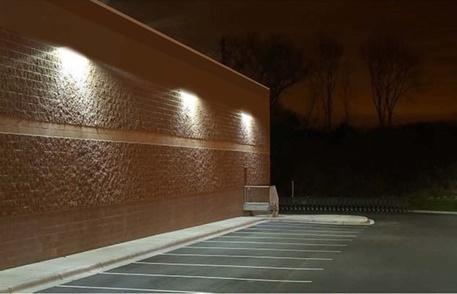 42 watt wall light downlight 5000k with ul and dlc aloadofball Choice Image