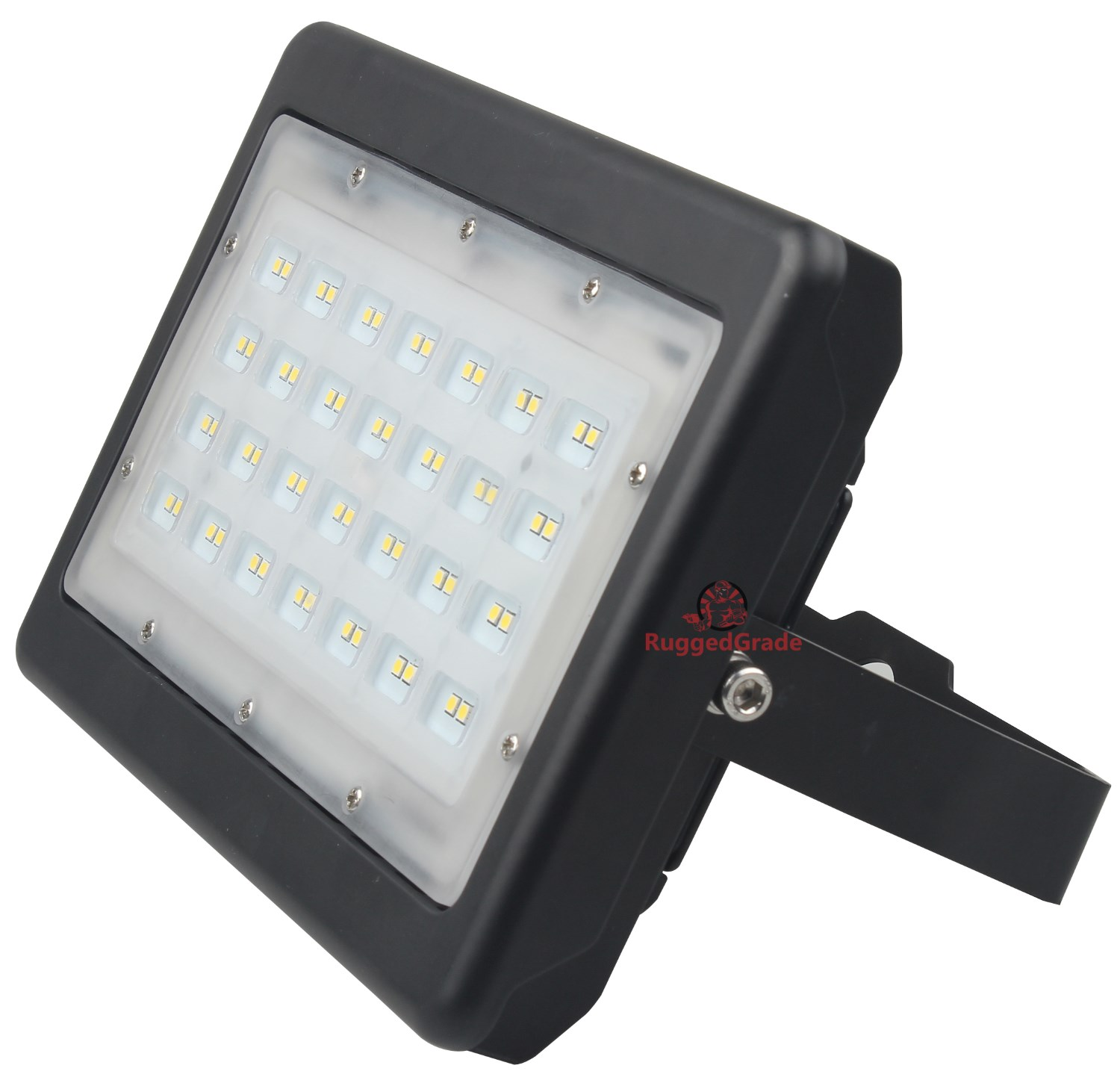 3 600 lumens 30 watt led flood light kivo series high efficiency 120 lumen to watt 5000k. Black Bedroom Furniture Sets. Home Design Ideas
