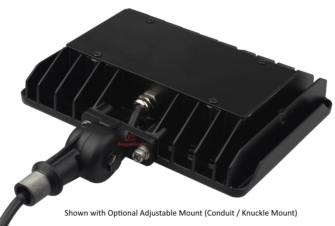 Conduit Threaded Mount Knuckle Mount For 30 To 50 Watt