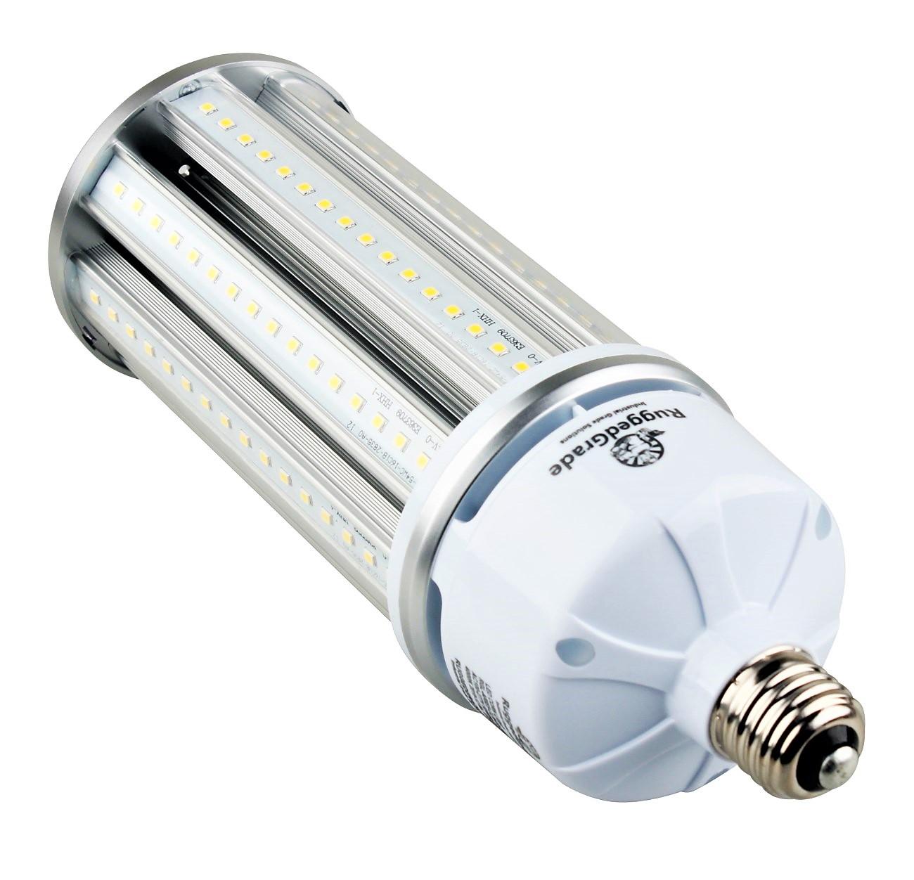 54 Watt Led Corn Light Bulb Standard E26 Base 7000
