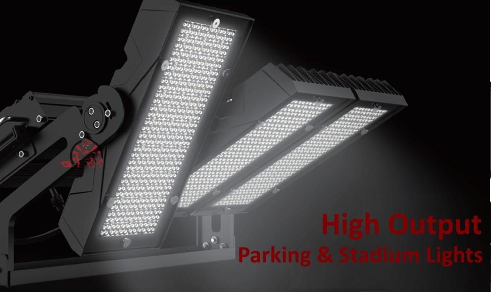 300 watt led stadiumpro parking lot lights 40 100 lumen stadium lights high efficiency 130. Black Bedroom Furniture Sets. Home Design Ideas