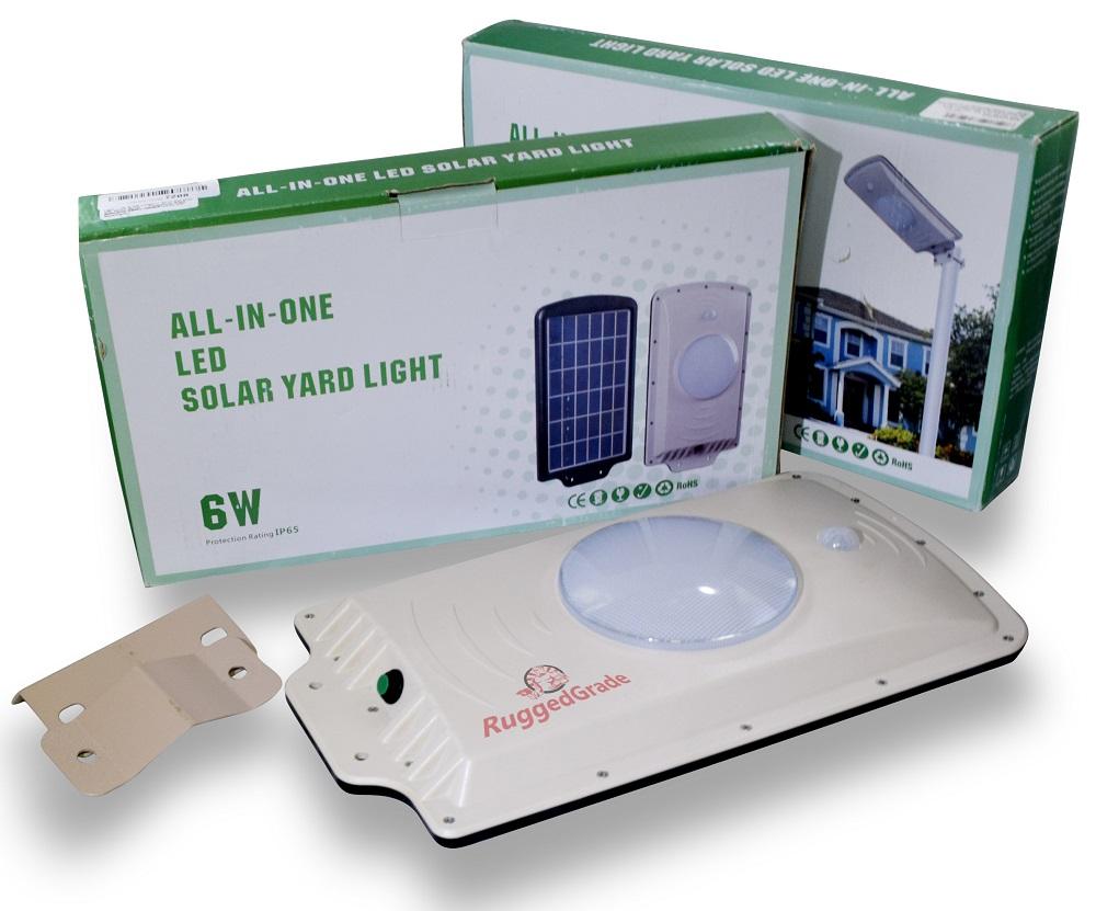 12 watt solar street light over 1400 lumen all in one solar street light. Black Bedroom Furniture Sets. Home Design Ideas