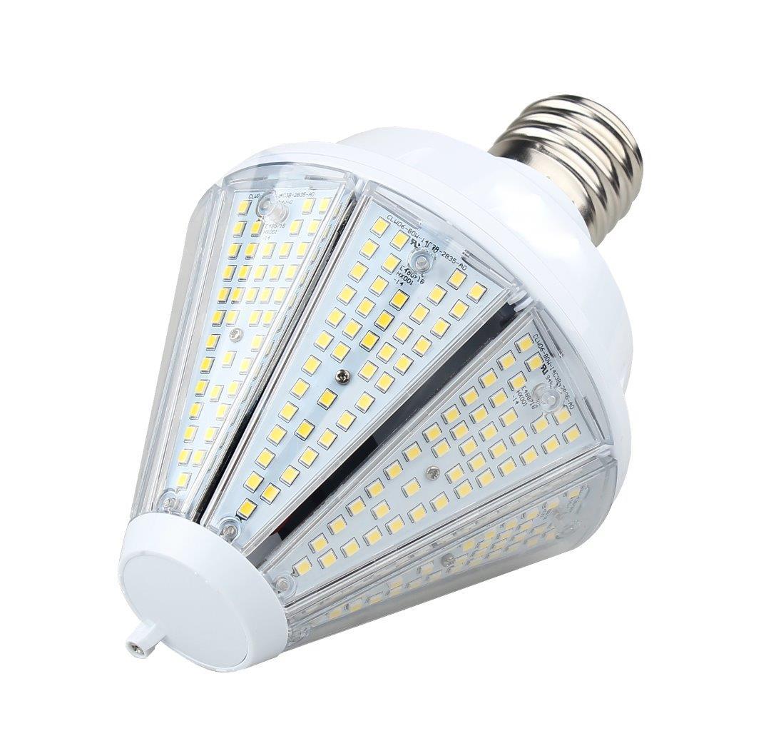 Reversible 6 000 Lumen 50 Watt Post Top Bulb E39 Led