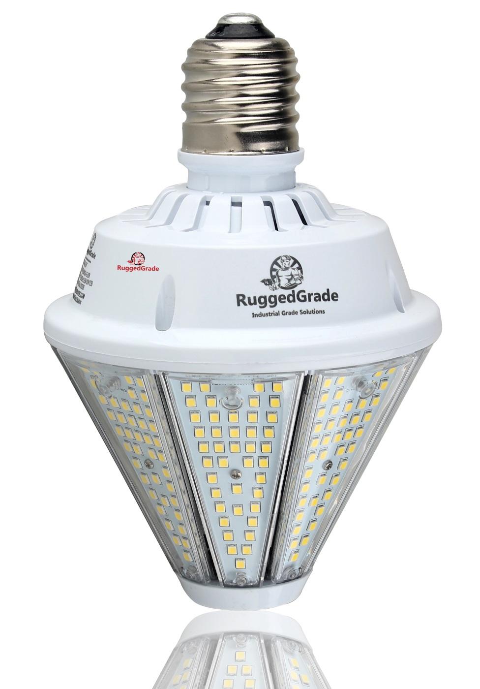 Best Light Bulbs For Bathroom: REVERSIBLE! 9,800 Lumen
