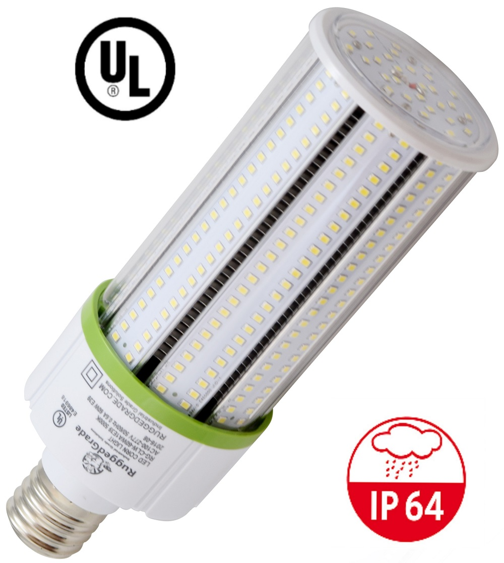 60 Watt Led Bulb Standard E26 Base 6 900 Lumens 4000k