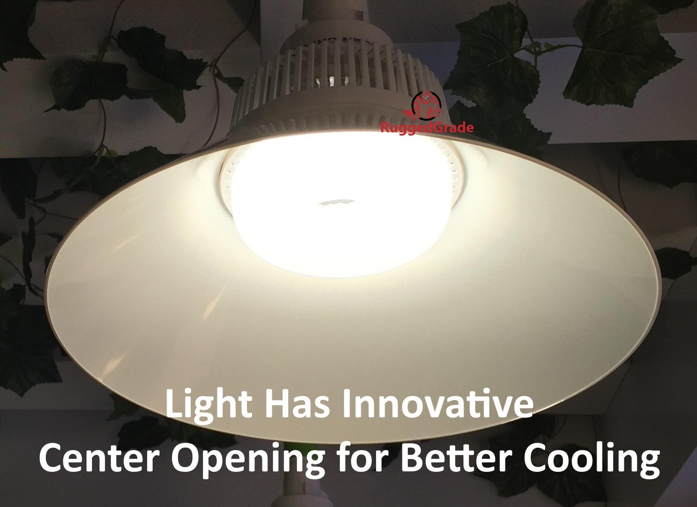 7 200 Lumen Led High Bay Bulb 60 Watt Led Retrofit Bulb