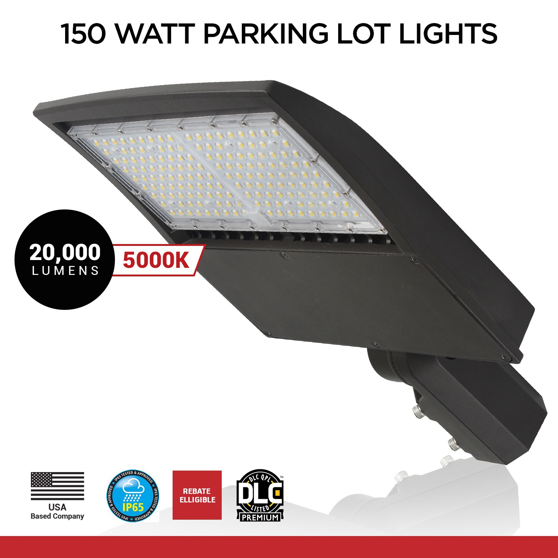 150 Watt LED NextGen 2 Parking Lot Lights