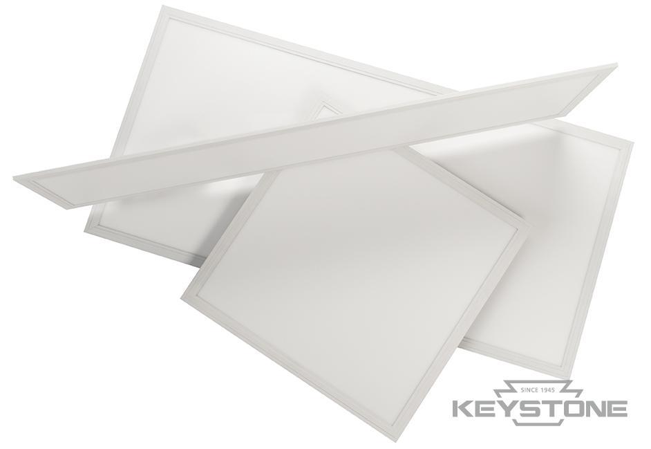 2 X4 Keystone Xfit Panel Light 40 Watt 4150 Lumen 0 10v Dimmable