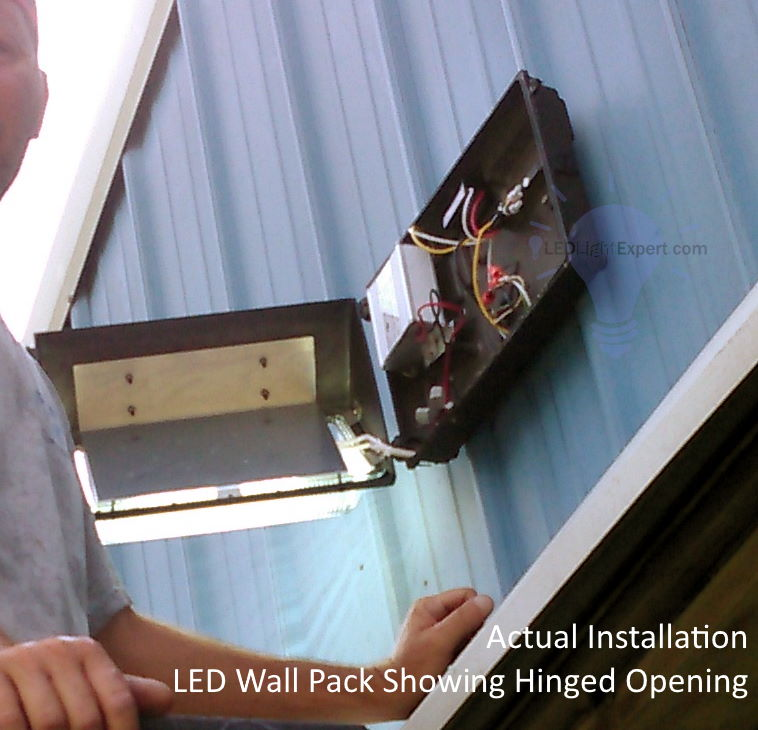 LED WALL LIGHT BUYER'S GUIDE AND WALL PACK INFORMATION