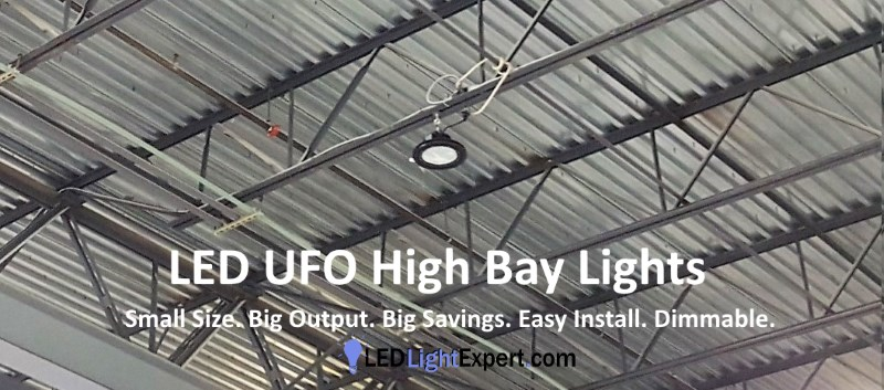 Dimmable High Bay Led Lighting