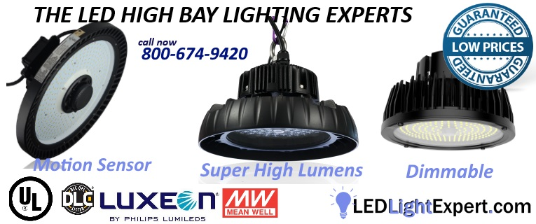 UFO Led High Bay Light | Shop LED UFO High Bay Lighting Online