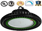 100 Watt DIMMABLE LED High Bay UFO Light - 13,500 Lumen - 5000K - DLC Verified High bay LED