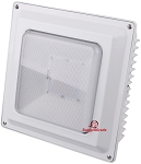 45 Watt LED Ceiling Light - 5,000 Lumen - LED Canopy Light-  UL & DLC