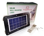 Large Size - Super Bright 38 LEDs 400 Lumen - All in One Solar with Motion Series
