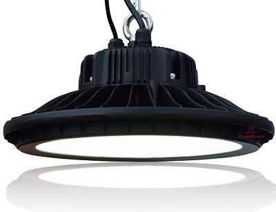 100 Watt LED High Bay Light - 13,000 Lumen - 5000K - DIMMABLE  -DLC and UL